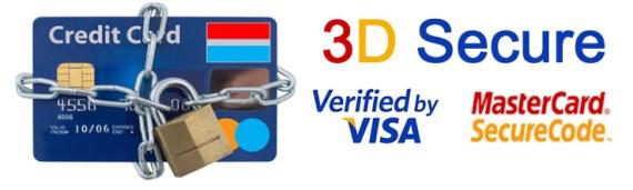 3D Secure kortbetalning