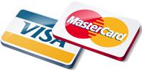 visa mastercard kortbetalning